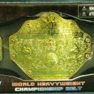 WWE Jakks Pacific World Championship Belt with Rey Mysterio and Booker T Action Figure 2-Pack NEW