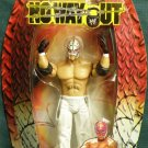 WWE Jakks Pacific Wrestling Pay Per View PPV 12 Rey Mysterio NO WAY OUT Action Figure NEW