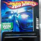 Mattel 2006 Hot Wheels Instant Win Sticker Mystery Vehicle Die Cast 1:64 Scale Car 157-180/180 New