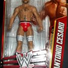 WWE Mattel Basic Series 27 Superstar # 24 Antonio Cesaro (First Time in the Line) Action Figure New