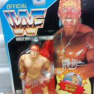 Hasbro WWF WWE Official Wrestling Hulk Hogan Action Figure with Hulkster Slam New