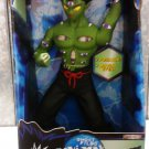 "Jakks Pacific Ghost Files Yu-yu Hakusho Jagan Hiei 12"" Action Figure with Moving Eyes New"