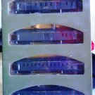 Roundhouse New York Central & Hudson River Overland Set-Combine Coach R-P-O, Business Cars NEW