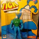 Bandai 1994 The Tick Animated Series 1 Bounding Tick [ Green Torso ] Action Figure Good Doer New