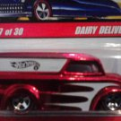 Mattel Hot Wheels Classic Series 2 Red Dairy Delivery Van #17 of 30 Die Cast 1:64 Scale Car New