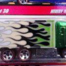Mattel Hot Wheels Classic Series 3 Green Hiway Hauler #2 of 30 Die Cast 1:64 Scale Car New