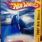 Mattel Hot Wheels 2007 New Models - 23/36 Red Ferrari 250 LM Vehicle Die Cast 1:64 Scale Car New