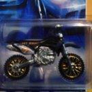 Mattel Hot Wheels 2007 New Models - 11/36 Black & Gold Wastelander Vehicle Die Cast 1:64 Dirt Bike