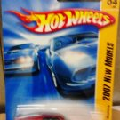 Mattel Hot Wheels 2007 New Models - 04/36 Red '69 Black Ford Mustang Vehicle Die Cast 1:64 Car New