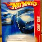 Mattel Hot Wheels 2007 Code Car - 08/24 Silver Aston Martin V8 Vantage Die Cast 1:64 Car New