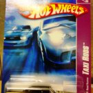Mattel 2006 Hot Wheels Taxi Rods Series 3/4 Yellow '70 Plymouth Road Runner Die Cast 1:64 Car