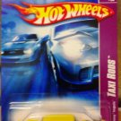 Mattel 2006 Hot Wheels Taxi Rods Series 4/4 Yellow 1964 Chevy Impala Vehicle Die Cast 1:64 Car