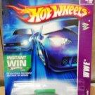 Mattel 2006 Hot Wheels WWE Series 2/5 Instant Win Eddie Guerrero '65 Impala Die Cast 1:64 Car