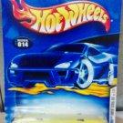Mattel Hot Wheels 2001 First Editions Surfin' School Bus #14 Vehicle Die Cast 1:64 Scale Car New