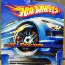 Mattel Hot Wheels 2006 #208 GMC Motorhome Black 5-Spoke Wheels Vehicle Die Cast 1:64 Scale Car New