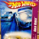 Mattel Hot Wheels 2006 4/4 Gold Rides - #056/180 Unobtainium 1 Vehicle Die Cast 1:64 Scale Car New