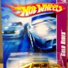 Mattel Hot Wheels 2006 3/4 Gold Rides - #055/180 Humvee Vehicle Die Cast 1:64 Scale Car New