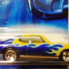 Mattel Hot Wheels 2007 Treasure Hunt 1/12 '69 Pontiac GTO Vehicle Die Cast 1:64 Scale Car New