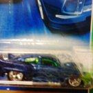 Mattel Hot Wheels 2007 Super Treasure Hunt 8/12 Jaded Vehicle Die Cast 1:64 Scale Car New
