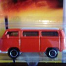 Matchbox 2008 Ready for Action Outdoor Adventure Series 4/12 #79 Volkswagen T2 1:64 Die Cast Car