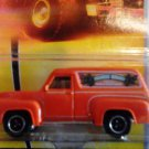 Matchbox 2008 Ready for Action Farm Series 1/6 #64 Ford F-100 Panel Delivery 1:64 Die Cast Car