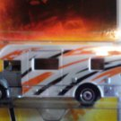 Matchbox Ready for Action Outdoor Adventure 2/12 #77 MBX Motor Home 1:64 Die Cast New