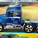Matchbox 2006 1/15,500 Limited Edition Superfast #49 Blue Trailer Cab 1:64 Die Cast Car New