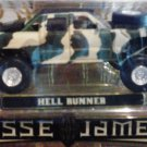 MGM Entertaiment 2006 West Coast Choppers Jesse James Hell Runner 1:64 Scale Die-cast Car NEW