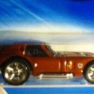 "Hot Wheels 2010 Super Treasure Hunt 5/12 Shelby Cobra ""Daytona"" Coupe Die Cast 1:64 Scale New"