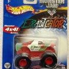 Mattel Hot Wheels 2002 Monster Jam Eradicator Vehicle - 1:64 Scale Die Cast Truck New