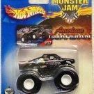 Mattel Hot Wheels 2002 Monster Jam #17 AMERICAN GUARDIAN Vehicle - 1:64 Scale Die Cast Truck New