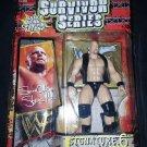 WWF Jakks Survivor Series Signature Series 6 Gold Edition Stone Cold Steve Austin Action Figure New