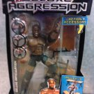 WWE Jakks Pacific Deluxe Aggression 3 BOBBY LASHLEY Action Figure with Break Away Table NEW