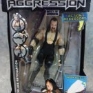 WWE Jakks Deluxe Aggression Best of 2006 THE UNDERTAKER Action Figure with  Smash Open Coffin