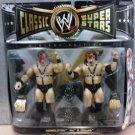 WWE Jakks Pacific Classic Superstars Exclusive Series 5 Demolition AX & SMASH Action Figures NEW