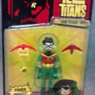 "Bandai Teen Titans Action Sound 5"" Robin Action Figure New"