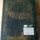 The Lord of the Rings The Fellowship of the Ring (Platinum Series Special Extended Edition) NEW DVD