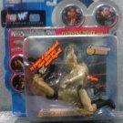WWF WWE Wrestlemania XVII Finishing Moves [ Pedigree ] Series 1 Rock vs Triple H Action Figures New