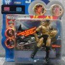 WWF WWE Wrestlemania XVII Finishing Moves Series 2 Chris Jericho vs The Rock Action Figures New
