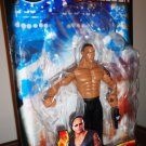 WWE Jakks Pacific Ruthless Aggression Series 8 THE ROCK Action Figure with Mic New