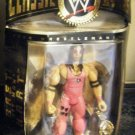 "WWE Jakks Pacific Classic Series 3 Bret "" The Hitman "" Hart Action Figure with Intercontinental Belt"