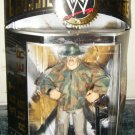 WWE Jakks Pacific Classic Series 2 Sgt. Slaughter Action Figure [ Green Hat, Jacket On ] New