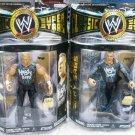 WWE Jakks Classic Series 12 Nasty Boys Brian Knobbs & Jerry Sags Action Figures New