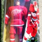 """Playmates NHL PRO ZONE Collectors Series 12"""" Detroit Red Wings #91 Sergei Fedorov Action Figure New"""