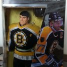 "Playmates NHL PRO ZONE Collectors Series 12"" Boston Bruins #77 Ray Bourque Action Figure New"