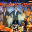 WWE Jakks Pacific Treacherous Trios Series 1 Triple H, Ric Flair, Batista Action Figure New