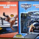WWE Jakks Pacific Value Pack: Wrestlemania 22 Entrance Stage & Stunt Action Ring New