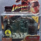 Hasbro Indiana Jones Movie Indy Action Figure with Temple Pitfall [ Raiders of the Lost Ark ] New