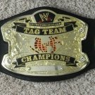 USED WWE Jakks Pacific Wrestling Kids Classic World Tag Team Championship Belt