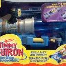 Mattel Nickelodeon Jimmy Neutron Boy Genius Build & Blast Air Rocket NEW